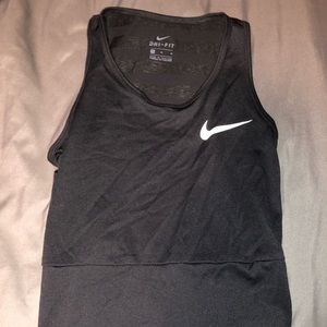 girls nike tank top